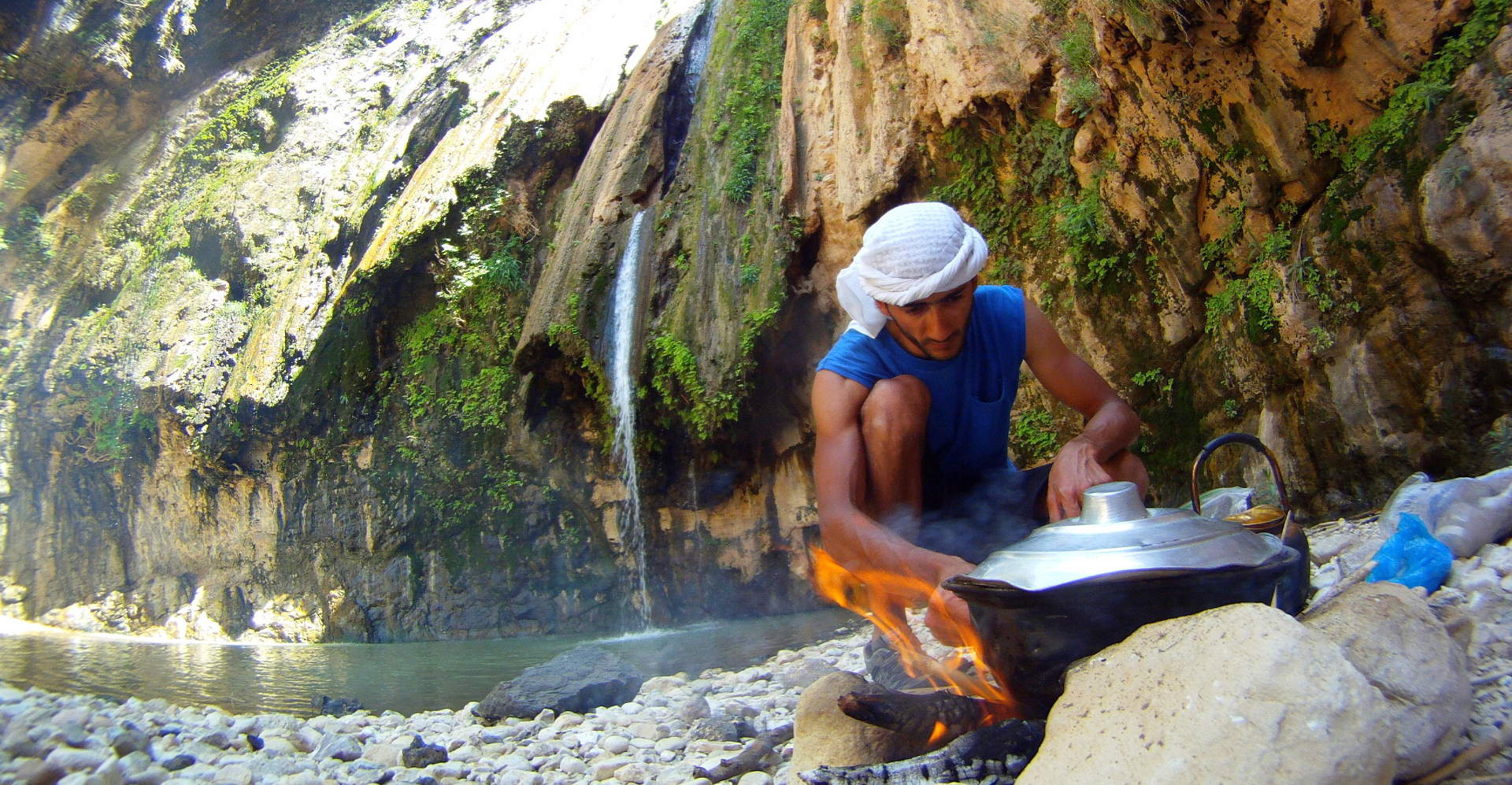 Wadi Zarqa Main
