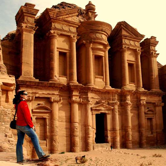 Jordan Petra tours and trips